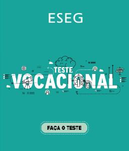Banner para teste vocacional - faça o teste