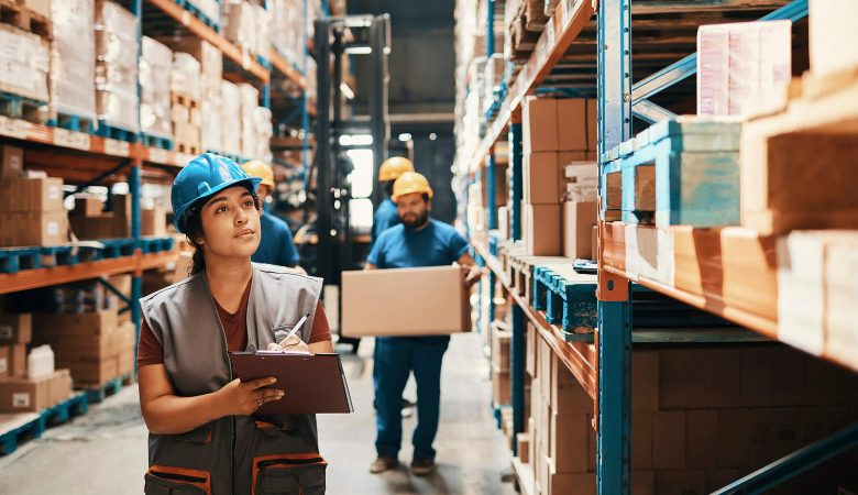 logística mercado de trabalho
