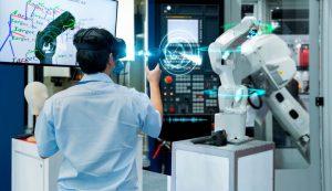 Trabalhar com Robótica